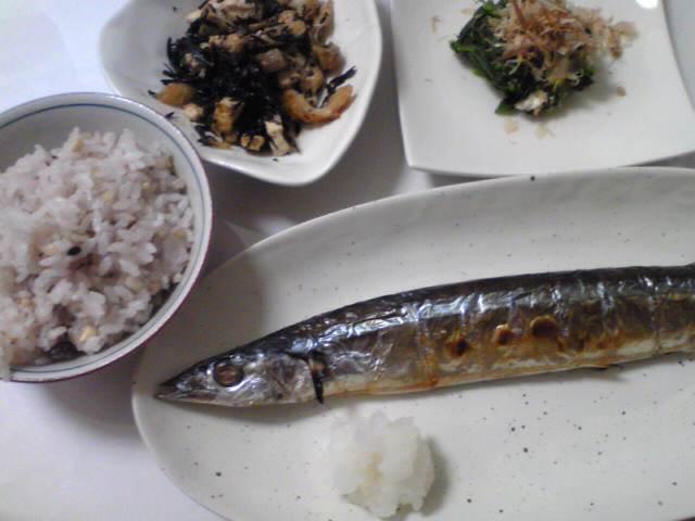 純和食でございます